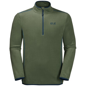 Jack Wolfskin Echo Fleece Trui Heren, moss